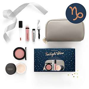 50% off Gift Sets at Bare Minerals Online + Free Makeup Brush worth £24 + Free Delivery