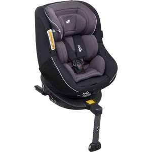 Joie Spin 360 0+/1 Car Seat Two Tone Black - £160 @ Halfords
