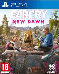 Far Cry - New Dawn PS4 - £15.85 @ Base with free delivery