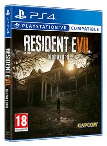 Resident Evil 7 Biohazard (PS4) £9.85 Delivered @ Shopto