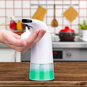 Infrared Sensor Hand Washing Device from Xiaomi youpin £10.16 Delivered using code @ Gearbest