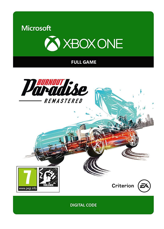Burnout Paradise Remastered   Xbox One - Download Code - £4.99 @ Amazon