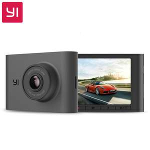 """YI Nightscape Dash Camera - FHD @ 60FPS / 140° / Sony Sensor / 2.4"""" Screen / Driver Assistance £50.37 AliExpress /  yi Official Store"""