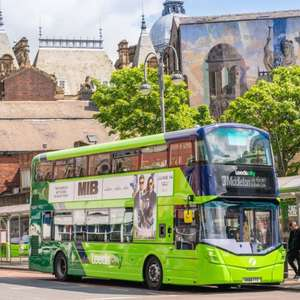 Free Day Ticket on First Bus (Leeds)