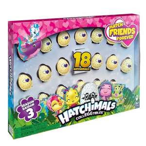 Hatchimals Colleggtibles 18 Collector's Pack £15.99 + Free Delivery @ Bargain Max