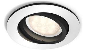 Philips Hue Milliskin Adjustable Head 5.5W GU10 Lamp 814/8270 - £18.99 at Argos