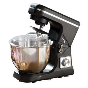 Pro Chef Black Matte SDA1337 Stand Mixer @ Robert Dyas Free C&C Free Returns To Store £44.99 With Code Provided