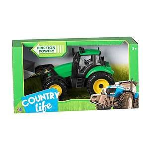 Country Life Tractors (Friction Power) - £5 + £3.99 Delivery (Free C&C over £10) @ The Entertainer