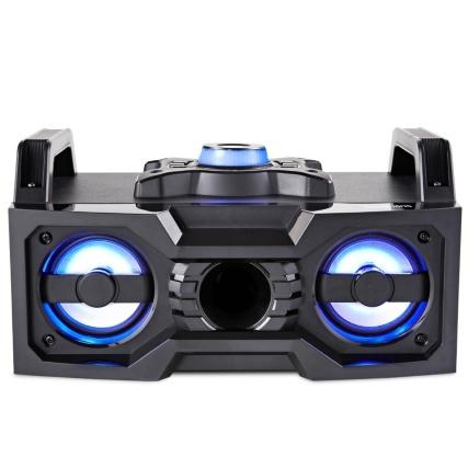 Goodmans Bluetooth LED Boombox in B&M - £10 (Sheffield)