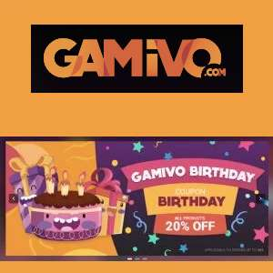 20% on everything up to 50€ (Overwatch GOTY/ No Mans Sky/ Rage 2/ Dark Souls 3 and more) w/code @ Gamivo