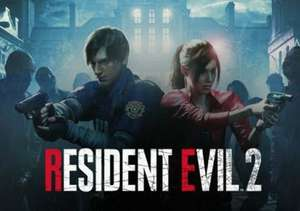 Resident Evil 2 Remake EU Steam CD Key £17.10 / Resident Evil Origins Collection Steam Key £6.33 with code @ Gamivo