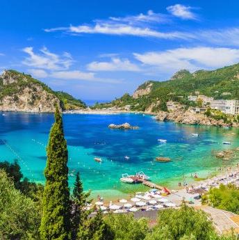 £53.63 per person - flights to Corfu @ Ryanair