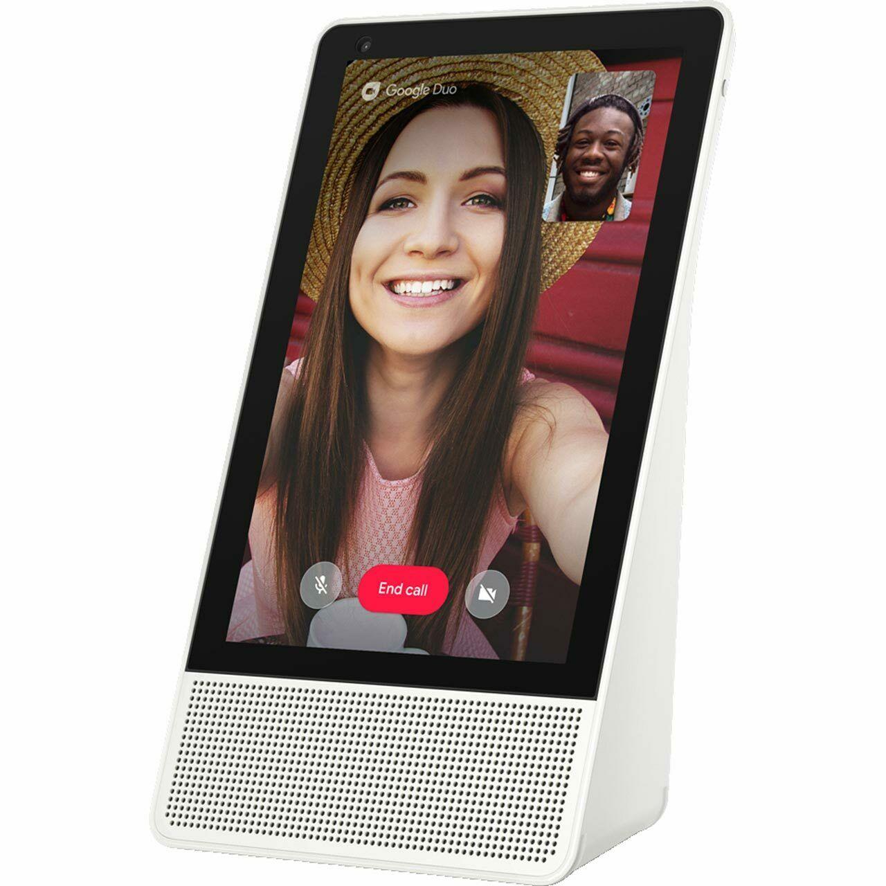 "Lenovo smart home smart display grey 8"" £49 @ AO Ebay"
