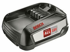 Bosch Lithium 18v 1.5Ah LI-Ion Battery POWER4ALL PSB PSR 1800 LI Drill, £20 at LVElectrics/ebay