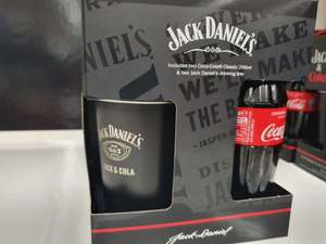 Free Jack and Coke kit with purchase of 70cl Bottle of Jack Daniel's at Asda - £18