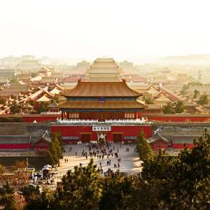 Return flight from Birmingham to Beijing £309 (KLM / Nov - Mar departures / Including 23kg luggage) @ Skyscanner.ie