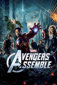 Avengers Assemble £6.99 Today Only @ iTunes