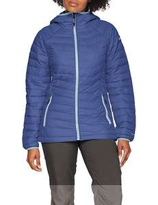 Small only - Columbia Women's Powder Lite Hooded Ski Jacket now £36.99 delivered at Amazon