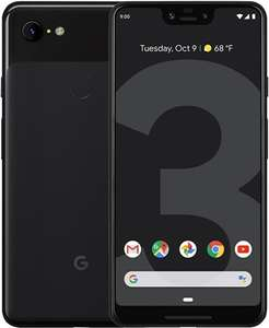 Google Pixel 3 XL 64GB Just Black, Unlocked A (LIKE NEW + COMES FULLY BOXED + 2 YEARS WARRANTY ) @ CeX