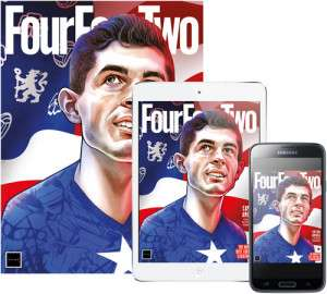 Four Four Two Magazine - 6 month sub with Soundmagic E11C Earbuds worth £49.99 £21.50 @ My Favourite Magazines