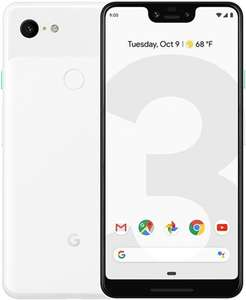 Used: Google Pixel 3 XL 64GB Clearly White, Vodafone A £380 ( Like new condition + 2 years warranty ) @ CeX