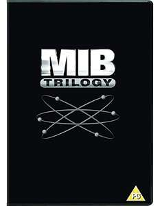 Men In Black Trilogy Limited Edition 4K Steelbook Box Set - £23.15 @ Amazon, Free Delivery