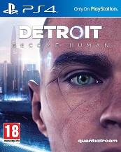 Detroit Become Human PS4  Ex-rental £9.99 @ Boomerang