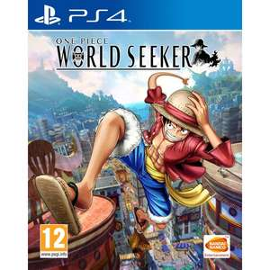 One Piece World Seeker PS4/XBOX ONE £20 instore @ Smyths