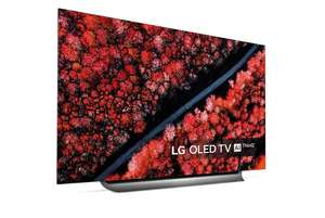 LG OLED55C9PLA 55 inch OLED 4K Ultra HD HDR Smart TV Freeview Play £1,674 with code @ Richer Sounds