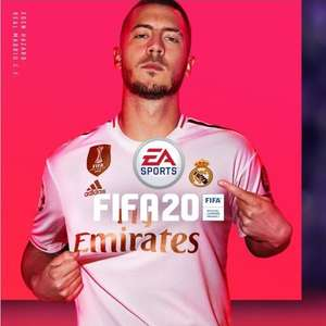 FIFA 20 - PC (CD Key) - 20% Off - Pre Order - £31.64 (With Code) @ Gamivo