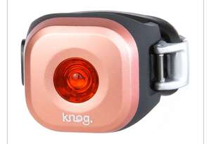 Knog Cycling Light Blinder Mini Dot Rear now £7.99 with free delivery on £16+ spend / £2.99 P&P at Wiggle