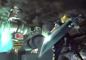 Final Fantasy VII & VIII Steam Key for PC - £6.15 (With Code) @ Gamivo