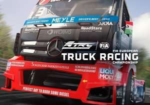 FIA European Truck Racing Championship (PC) - £9.56 (With Code) @ Gamivo