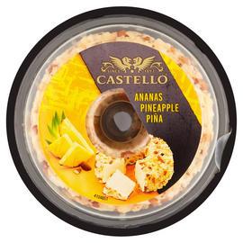 Castello Pineapple 125g £1 at Iceland