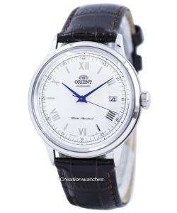 Orient 2nd Generation Bambino Automatic FAC00009W0 AC00009W Blue Hands/White Dial/Brown Strap Mens Watch £83 With Code @ Creation Watches