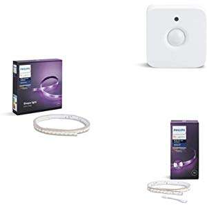 Amazon deal of the day over 25% off hue Lightstrip bundles - £69.99-£79.99