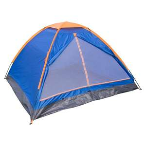 4 man tent half price at Tesco, now £17.50