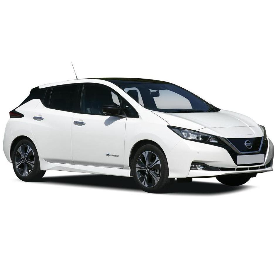 NISSAN LEAF Hatchback(SAVE 21%) 110kW Tekna 40kWh 5dr Auto pre Reg - zero miles £27131 @ New Car Discount