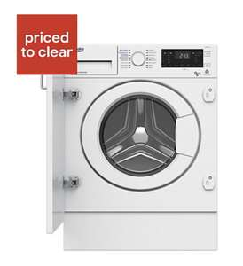 Beko WDIY854310F  Washer Dryer 8kg - £382 @ B&Q