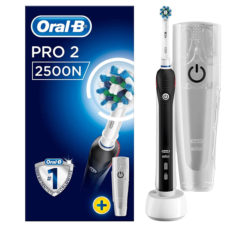 Oral-B Pro 2 2500N toothbrush - £29.99 @ Amazon