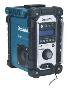 Makita Dmr104 DAB FM Job Site Radio £59.50 @ Homebase