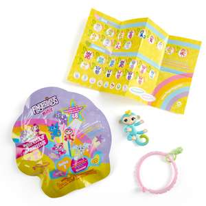 Fingerling minis - 3 for £5 at Claire's Accessories