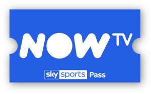 Now TV Sky Sports Pass 1 week only £4.99 @ CDKeys