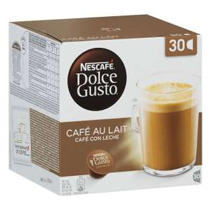 Dolce Gusto - Cafe Con Leche  30 Pods £3.50 @ Amazon Pantry (£3.99 Delivery)