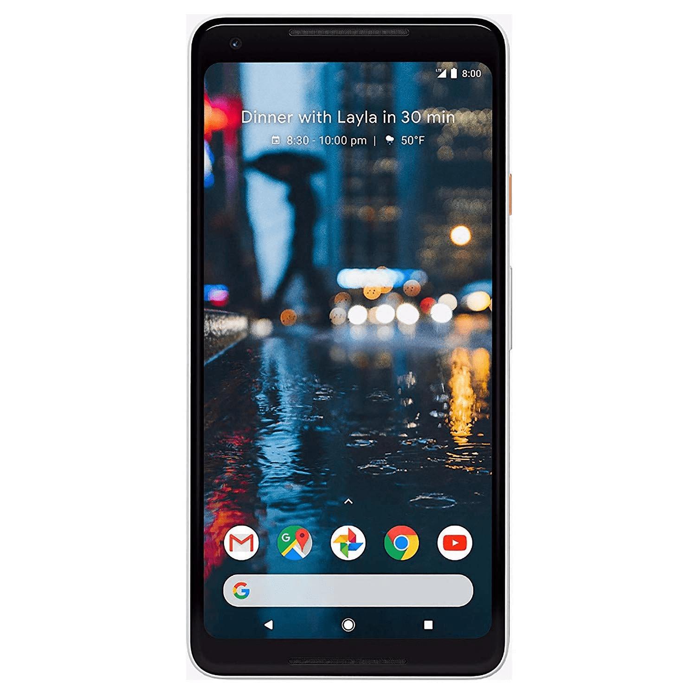 Google Pixel 2 XL White 64GB Good £184.99 | 128GB Very Good £204.99 @ Ineedamobile ebay