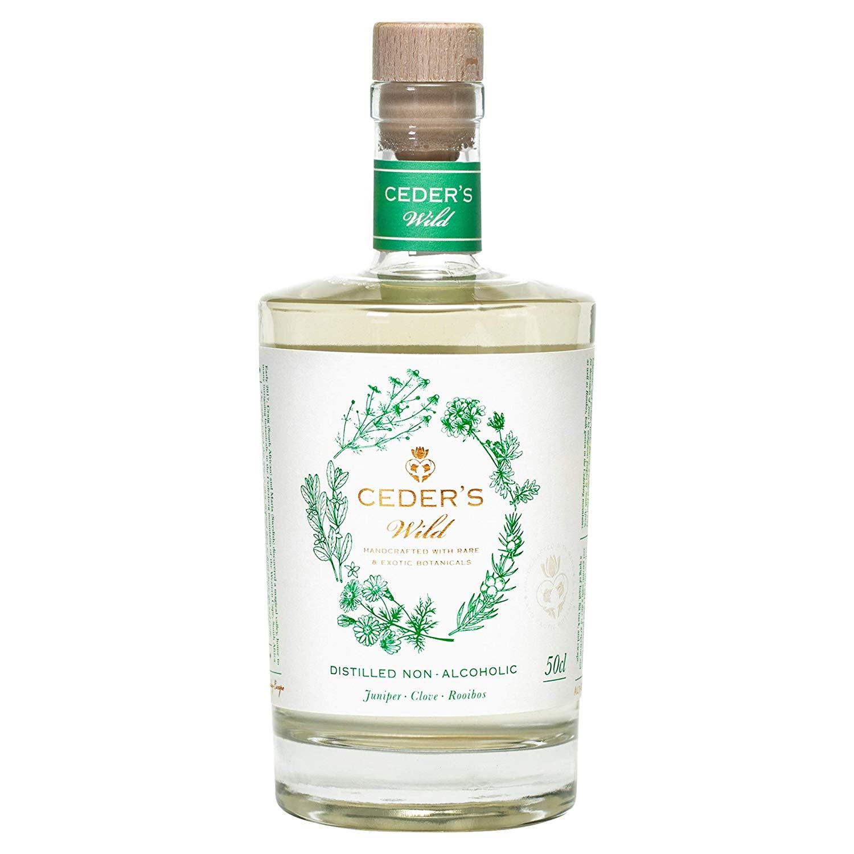 Ceder's Wild Non Alcoholic alternative gin 50cl + 4 items @ Amazon Pantry - £4