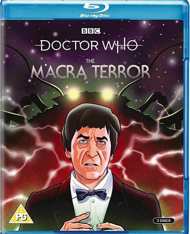 Doctor Who: The Macra Terror - DVD £5.99 - Blu Ray £7.19 (+£2.99 Non Prime) @ Amazon