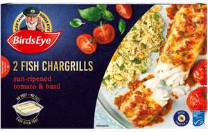 Birdseye Tomato and Basil Chargrill Fultons Foods £1