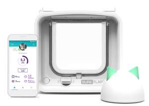 Sureflap microchip catflap connect with Hub - Fetch low price plus 20% off first order - £106.39