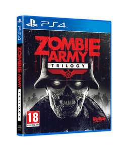 Sniper Elite: Zombie Army Trilogy (PS4) £11.95 Delivered @ CoolShop